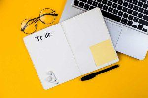 چگونه یک برنامه ریزی روزانه موثر برای خودمان بنویسیم؟